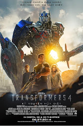 Transformers 4 : Age of Extinction Super Bowl