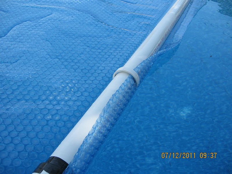 Solar cover reel for Above ground pool reel ideas