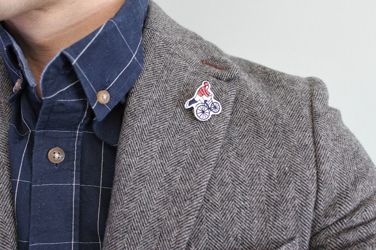 Pin on Cycle Chic Jacket
