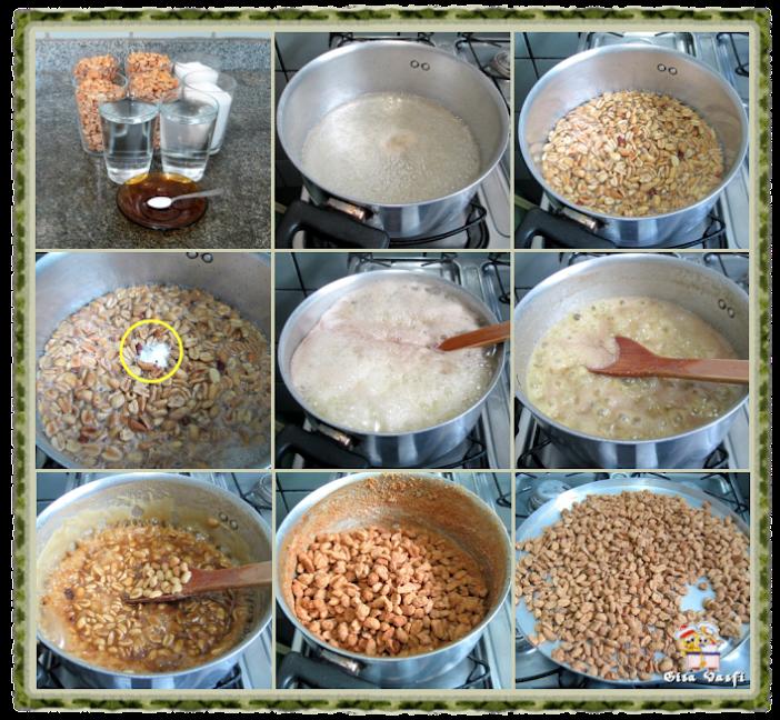 Amendoim açucarado 2