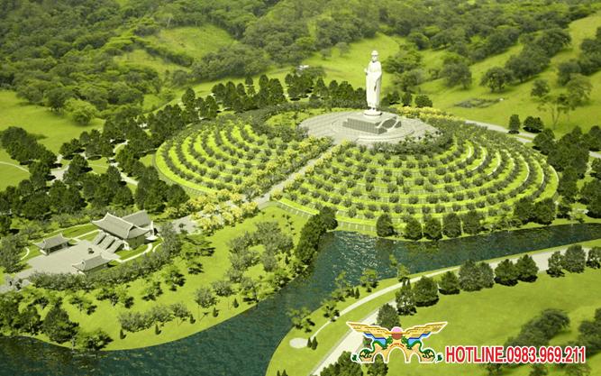 Top 5 công viên nghĩa trang lớn nhất tại thủ đô Hà Nội