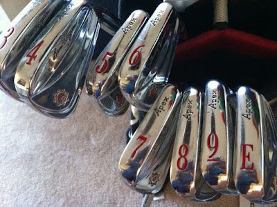 Ben Hogan Apex Irons