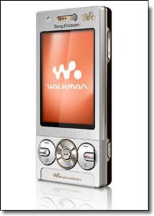 Sony Ericsson W705 Newest 3G phone
