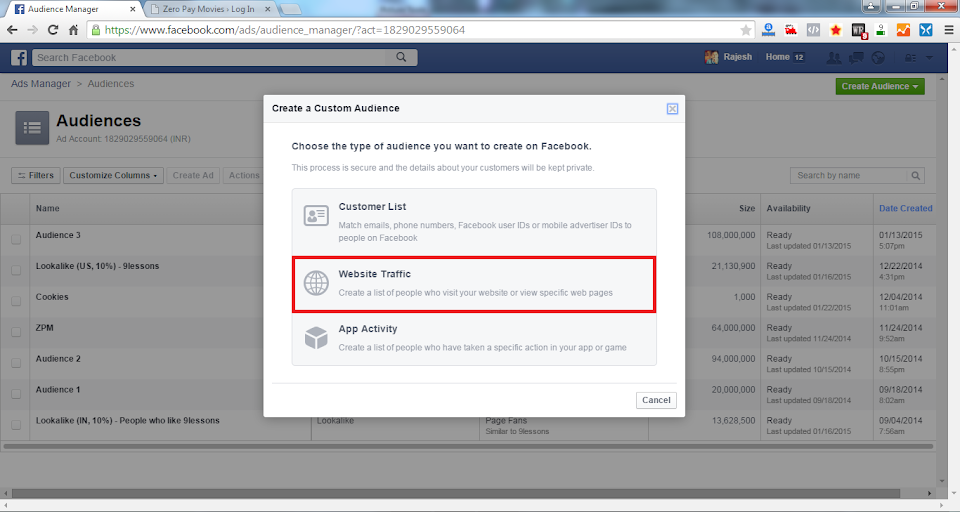 Facebook Remarketing for Better Advertisement Results