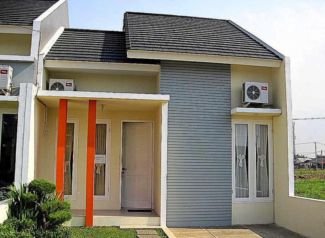 model muka rumah minimalis