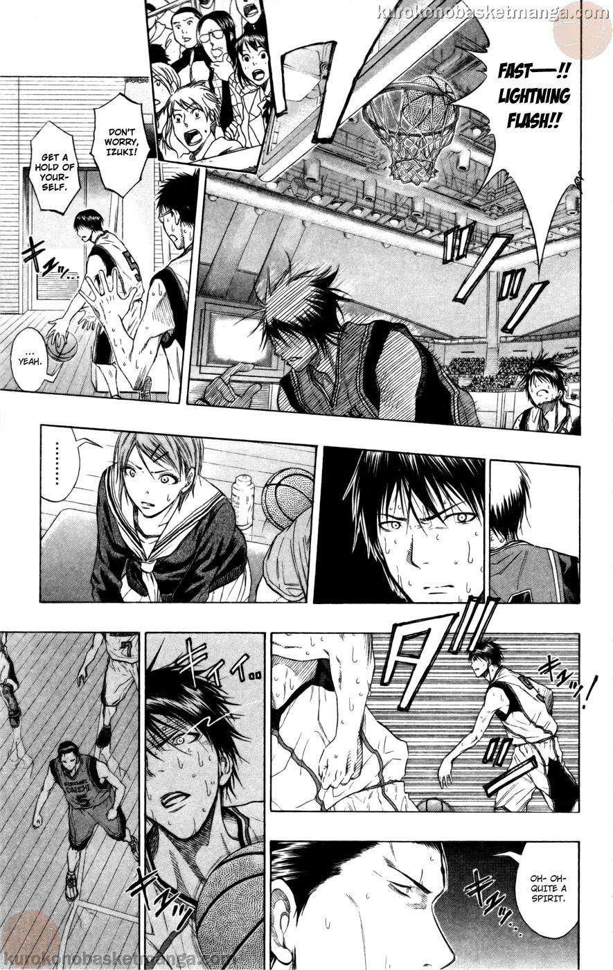 Kuroko no Basket Manga Chapter 104 - Image 09