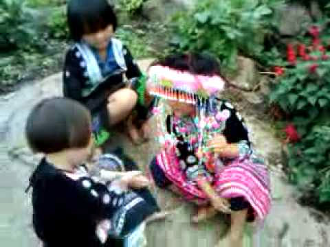 Hmong: Disadvantaged economically, like Native American tribes in U.S