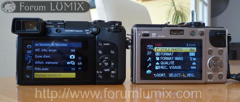 Prise en main du Panasonic Lumix GX7 P1010858