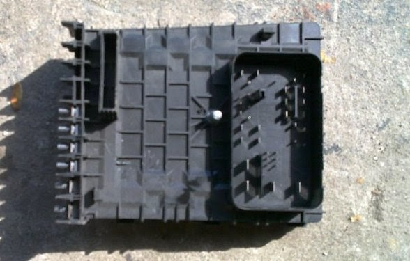 jetta fuse box 2006 - 2010 vw jetta fuse box engine compartment | ebay #14