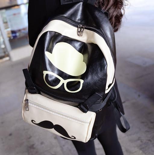 Fashion Japan and Korean Style men backpacks mochila Pa