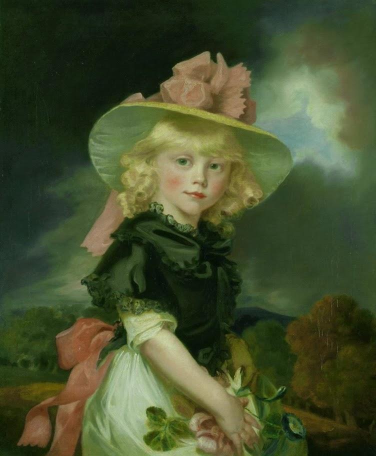 John Hoppner - Princess Sophia