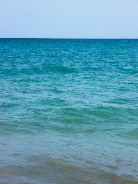Bild vom Meer vor Maspalomas