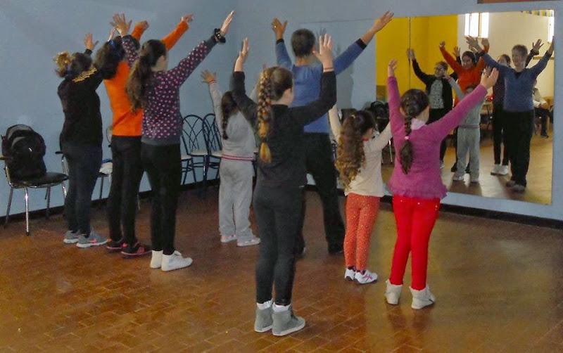 Junta de freguesia promove a realização de aulas de dança para crianças