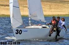 J/22 South Africa Youth Sailing teams