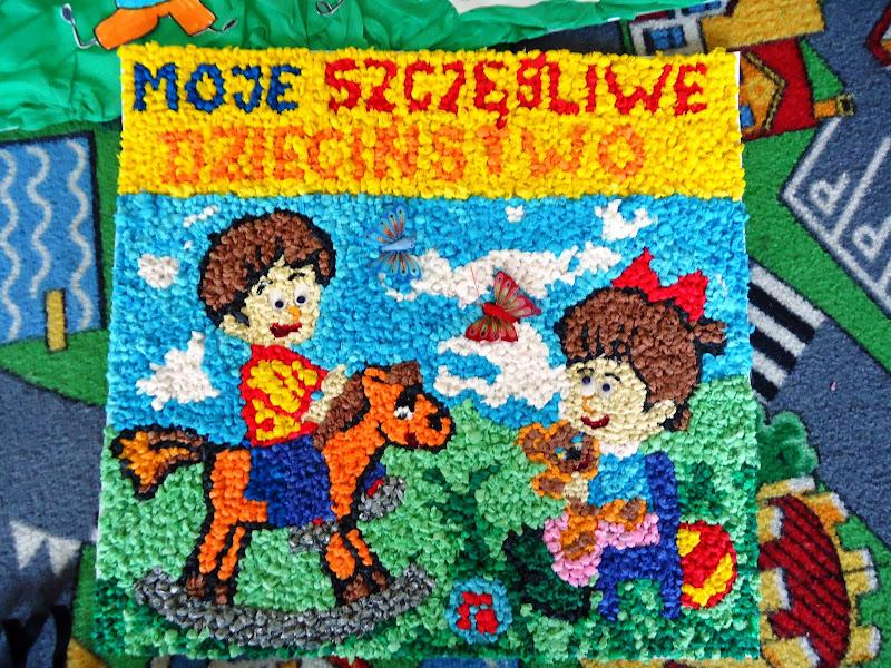 Konkurs plastyczny Szczęśliwe Dzieciństwo