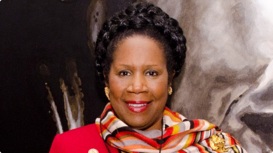 Outspoken Sheila Jackson Lee refuses to speak about Grammys