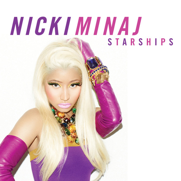 Nicki Minaj - Starships (Single) (Clean)