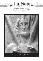 Hoja Parroquial Nº469 - Sin mi nada podéis hacer. Iglesia Colegial Basílica de Santa María de Xàtiva 2012