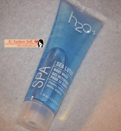 H2O Plus Spa Lotus Body Wash