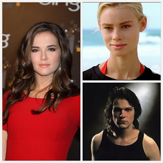 "Rose, Lissa, and Dimitri have been officially cast for the new Vampire Academy movie, ""Blood Sisters"""