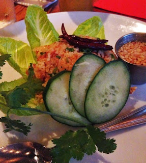 crunchy lettuce wraps bida manda