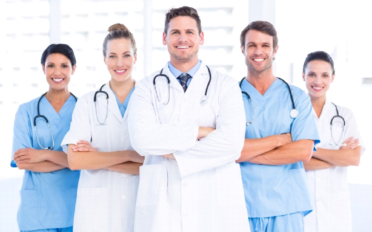 Đội ngũ bác sĩ chuyên môn cao hỗ trợ trực tiếp bệnh nhân