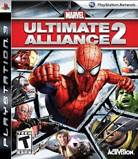 Jaquette de Marvel Ultimate Alliance 2