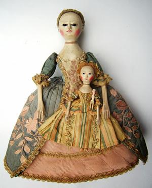 куклы, антиквариат, история