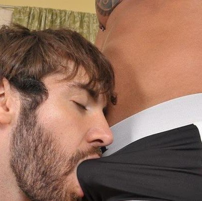 Hot girls licking pre cum