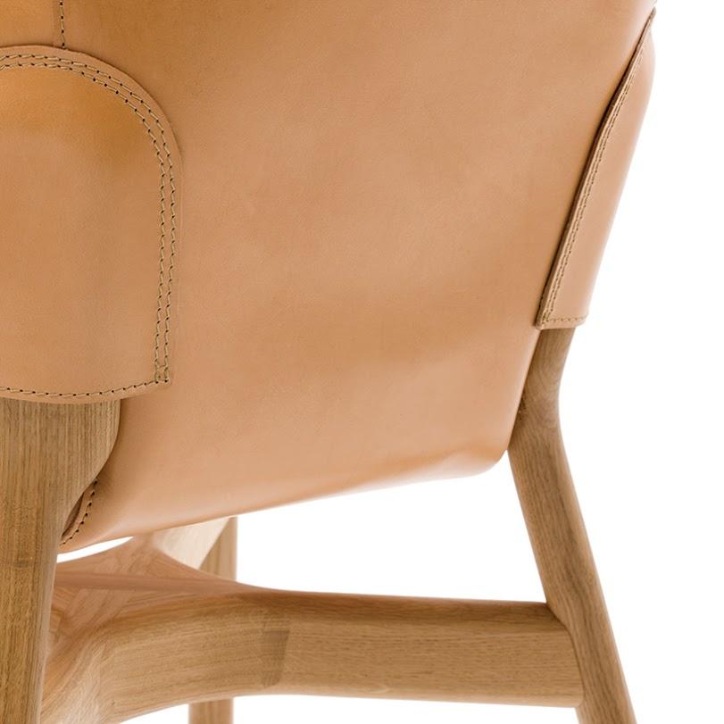 *皮革口袋小扶椅:DING3000德國設計!pocket chair! 3