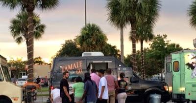 Tamale Co Food Truck Menu