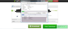 Cara Download File di Tusfiles