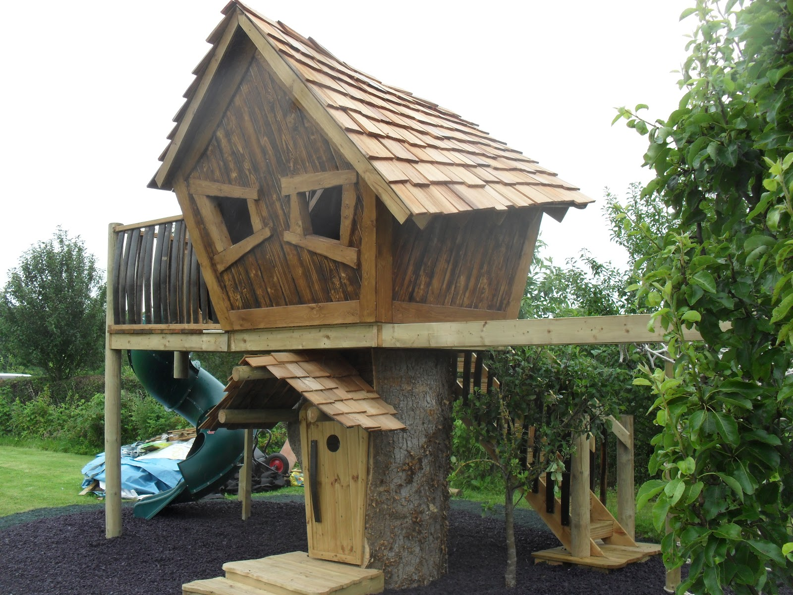 Enchanted Tree House Enchanted Creations Playhouses