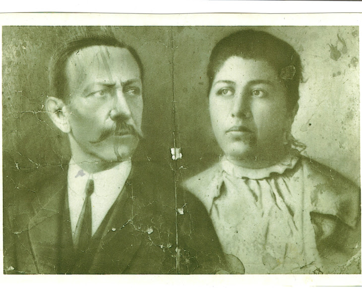 Donaciano Negrete y Teresa Rodriguez