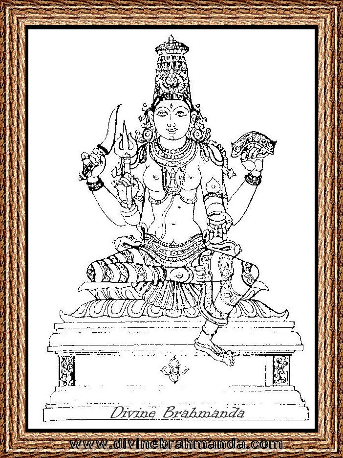 Soundarya Lahari Sloka, Yantra & Goddess For Success In Business - 32