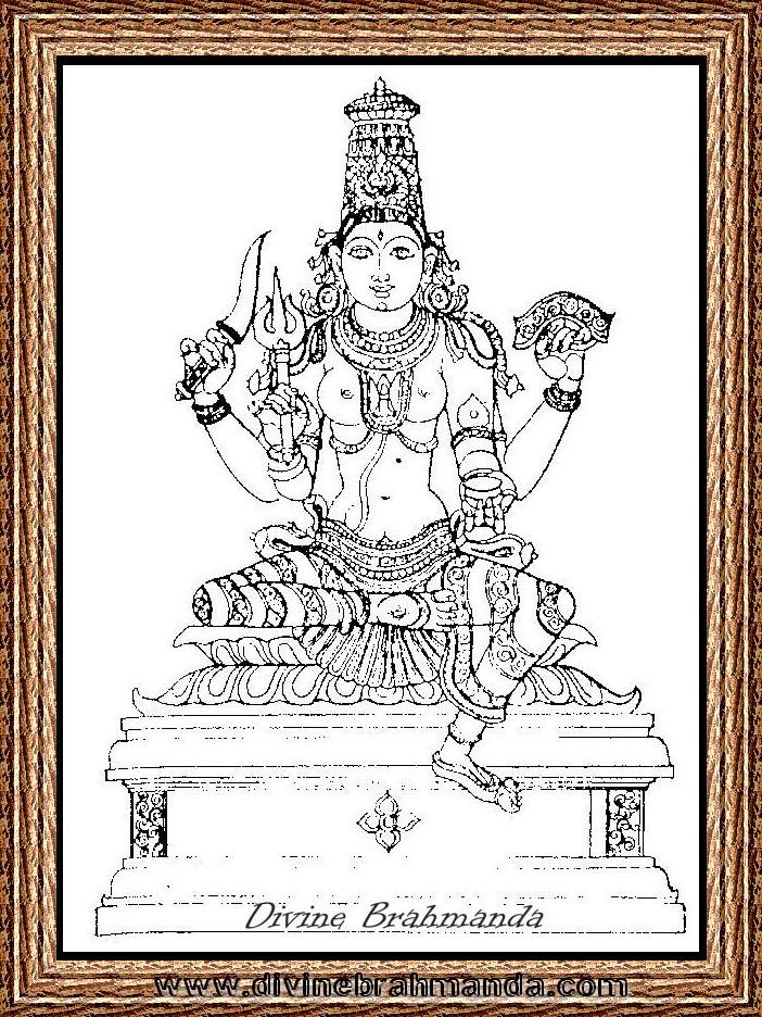 Soundarya Lahari Sloka, Yantra & Goddess For Success In Business - 32