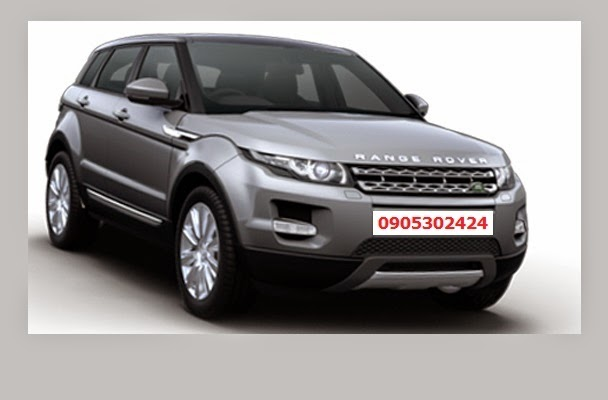 Land Rover Range Rover Evoque Dynamic Lux Si4 Automatic