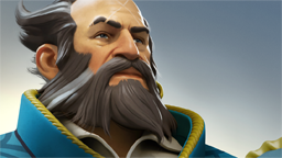 Kunkka - Admiral Dota 2