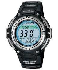 Casio Out Gear : SGW-400H-1BV