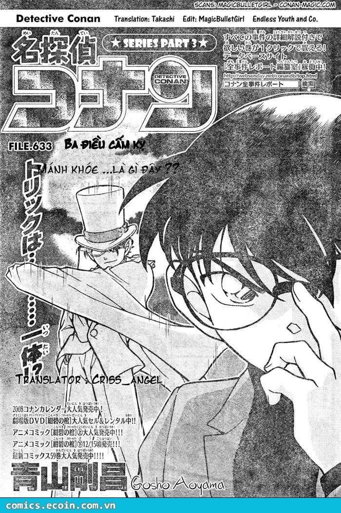 Detective Conan Chap 633 - Truyen.Chap.VN