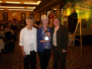 Nazareth Villages receives award