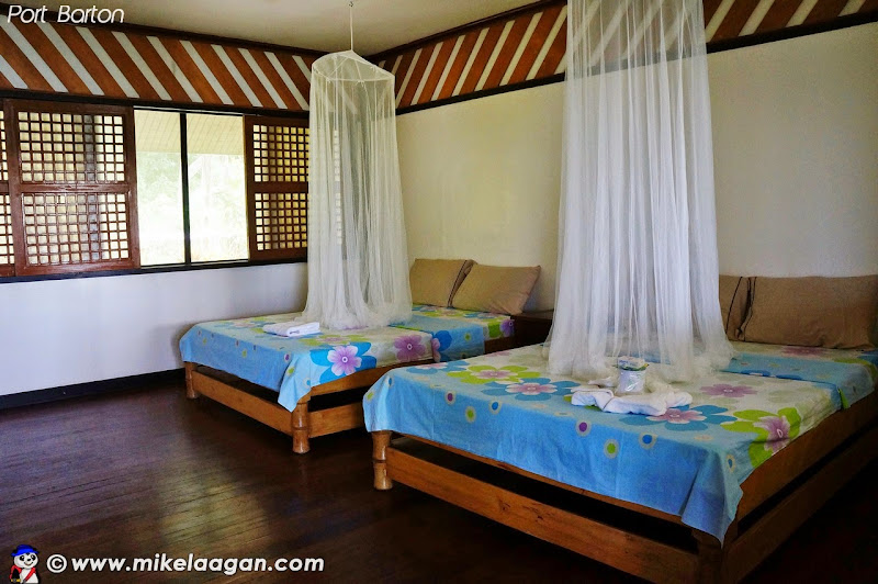 Coconut Garden Island Resort Bedroom