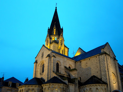 Church in Brive, France