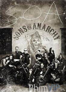 Giang Hồ Đẫm Máu Phần 7 - Sons Of Anarchy Season 7 poster