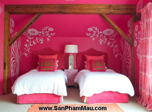 10 cách trang trí phòng ngủ tươi vui-9