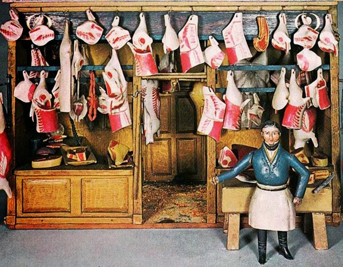 XIX век, игрушки, викторианская эпоха, музей детства