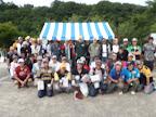 みんなで記念撮影! 2012-06-27T12:31:01.000Z