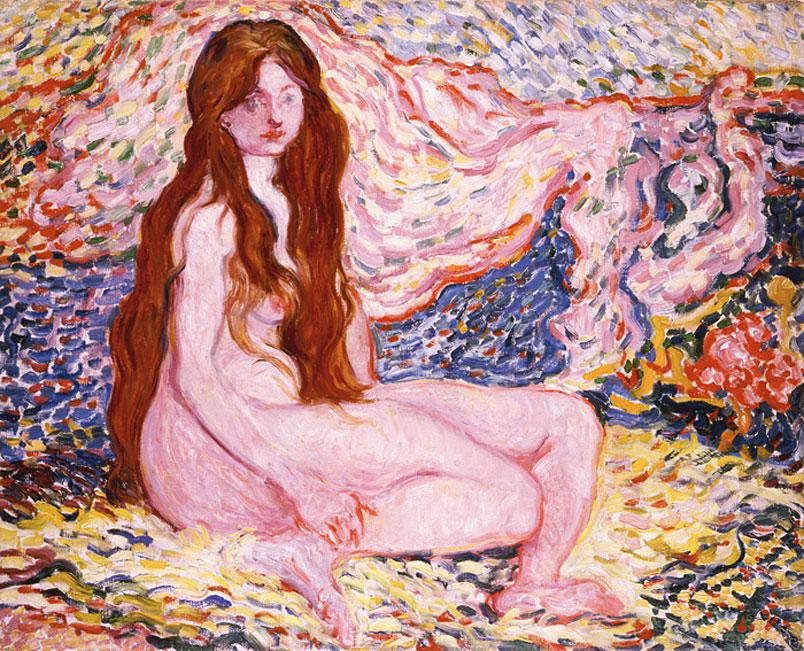 Louis Valtat - Nude