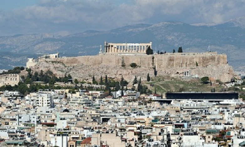 More Stuff: Greeks protest over plans to sell historic buildings