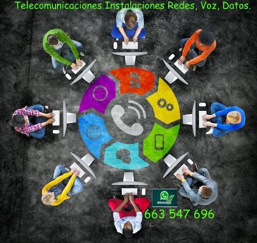 Telecomunicaciones, instalaciones